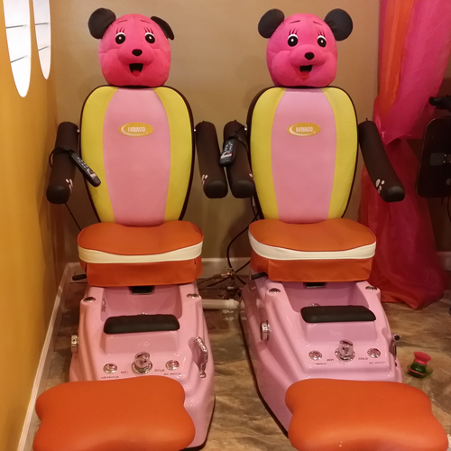Kids Pedicures Ballantyne